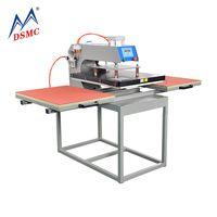 Pneumatic Heat press 60x80 sublimation printers press machine for clothing thumbnail image
