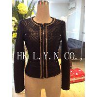 2012 fashion spring ladies PU jackets