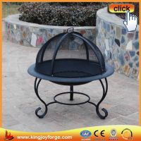 Model No.6581 simple steel fire pit