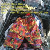 2015 used summer clothing china