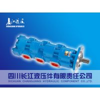 GPC4-50 Series Hydraulic Oil Gear Pump Used in The Engineering Machinery, Mining Engineering, Crane
