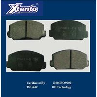TOYOTA SEMI METALLIC BRAKE PADS