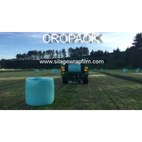 silage wrap - CROPACK 750 - green color thumbnail image