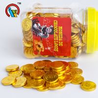 Chocolate gold coin candy thumbnail image