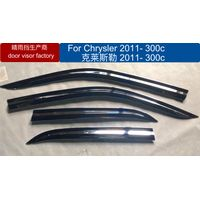 chrysler 2011 on 300c wind deflector