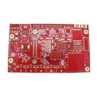 PCB Manufacturing with 94V0 Standard and Tg 150 for Electronic Product