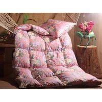 Feiyuhong Home Home Textiles/FeiYuHong Red&Pink 90% WDD Natural Health Winter Duvet