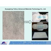 hydrophilic perforated pp spunbond nonwoven fabric for topsheet of baby diaper and sanitary napkins