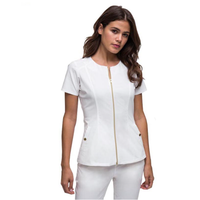 High Quality Multiple Colors Women's SPA Salon Uniform