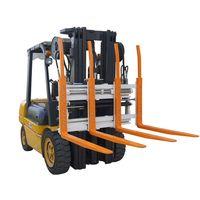 Forklift attachment single double pallet handlers thumbnail image