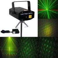 Mini laser stage light cheap DJ light for sale