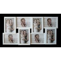 plastic photo frame