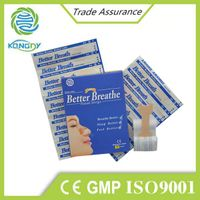 China OEM better breathe direct factory  nose strip thumbnail image