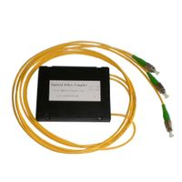 980nm PLC 18 Fiber Optical Splitter Micro Type