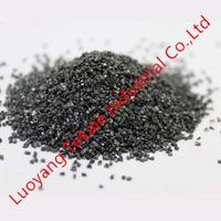 Black silicon carbide for abrasives