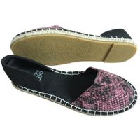 New Fashion Canvas Espadrilles Women Shoes Easy Slip On Lady Casual Shoes