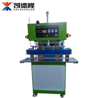 12kw/15kw water&oil storage HF canvas welding machine