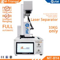 M-Triangel MT-BY4 Auto Focus Laser Separating Machine with Computer for iPhone Back Glass LCD Frame thumbnail image