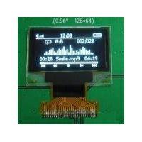 "0.96"" 128x64 Mono White OLED Module (PG-2864HMBEG02) thumbnail image"