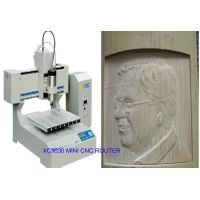 steel stamp cnc engraving machine,stell seals engraver XC3030 for 2years warranty thumbnail image