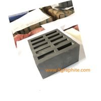 High Purity Extruded Graphite Materials Customized Sintering Graphite Mold thumbnail image