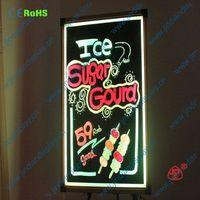 led fluorescent signboard