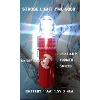 Strobe light - Model : YML-9000 (LED lamp)