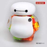 baymax canning building block toys