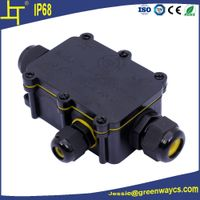 hot sale ip68 outdoor waterproof junction box