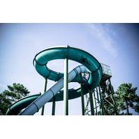 super circle slide water ride slide thumbnail image