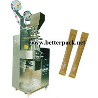 Double/multi lane sugar stick packaging machines