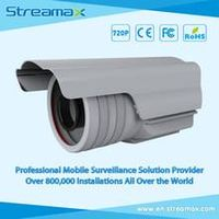HD Camera Streamax IP Camera 712C9 for Surveillance on Trains & Trams