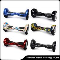 10 inch SUV two wheels self balancing scooter cartoon colors