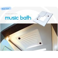 eco bath ceiling(music bath)