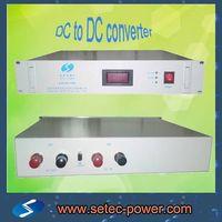 DC DC Telecom Converter 24V to 48V