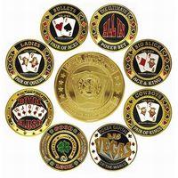Gambling Accessories Metal Poker Guard Card Protector