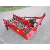 Potato harvester,1 row and 2 rows,three point linkage