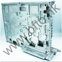 BFTO Custom OEM/ODM Heat Sink and Extruded Aluminum Profiles (5G Communication Equipment Heat Sink)
