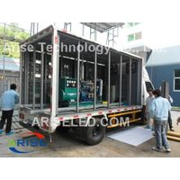 Portable Outdoor Led Signs Truck Mounted Mobile LED Screen Display Trailers P5 P6 P8 P10 P12 P16 thumbnail image
