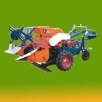Farm Agricultural Machinery-Mini Combine Harvester (4LZ-0.5)