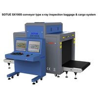Big tunnel type x-ray baggage scanner, x-ray inspection machine thumbnail image