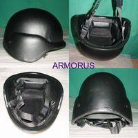 NIJ-certified Pasgt bulletproof helmet thumbnail image
