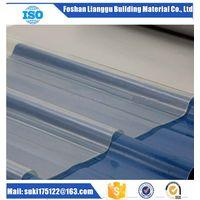 GRP fiber roofing sheet