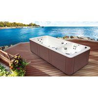 Spa bath outdoor piscina pool endless pool swim spa price BG-6607