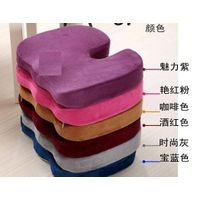 PU memory foam seat cushion plush cushion