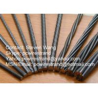China factory make and export various pc wire strand
