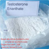 Buy Safe Anabolic Testosterone Enanthate Pharmaceutical Steroids Raw Material CAS 315-37-7 from Chin