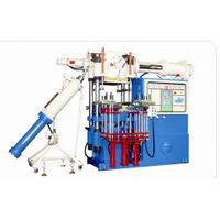 Cold Runner Rubber Injection Moulding Press,Rubber Compression Moulding Press Machine thumbnail image