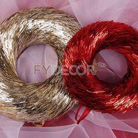 Round wreath handicrafts hanging ornament