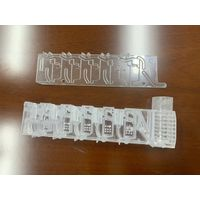 Custom ABS Injection Molded Plastic Parts thumbnail image